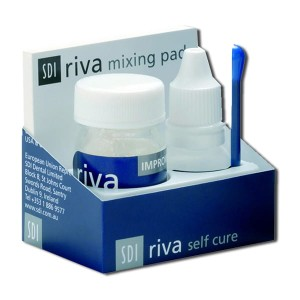 Riva Self Cure glasjonomer 15g+6,9ml A3,5