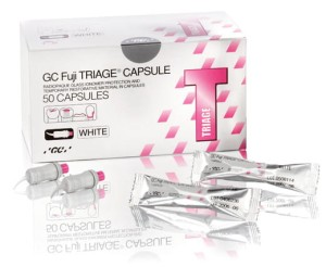 "GC Fuji Triage kapsułki ""White"""