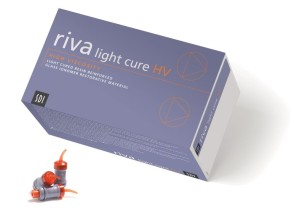 Riva Light Cure HV kaps. 45szt. A3