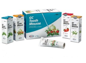 GC Tooth Mousse vanilia