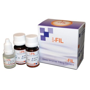I -FIL Cement Glasjonomerowy A2 20g+10ml